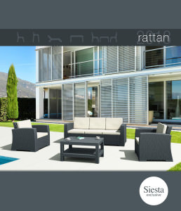 Siesta Exclusive | Rattan Collection 2018