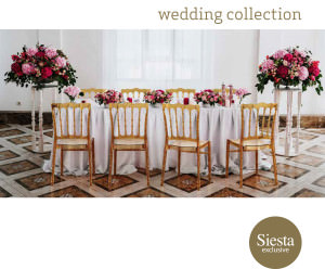 Siesta Exclusive | Wedding Collection
